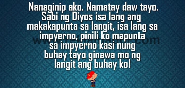 ako tagalog inspirational quotes quotesgram