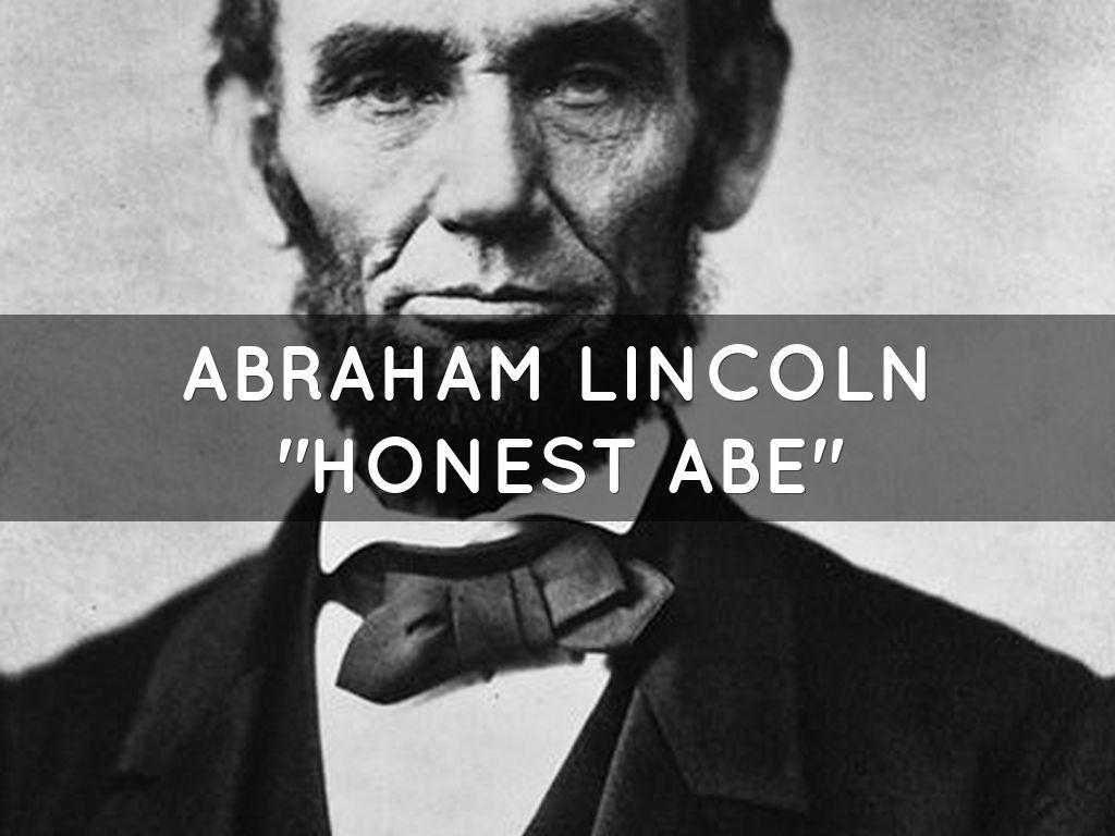 Honest Abe Quotes Quotesgram
