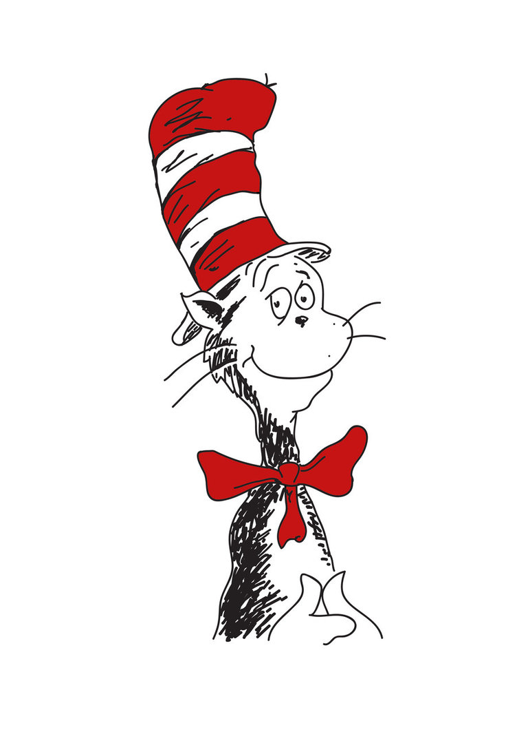 Cat In The Hat Personalities