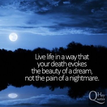 inspirational quotes about life and death quotesgram