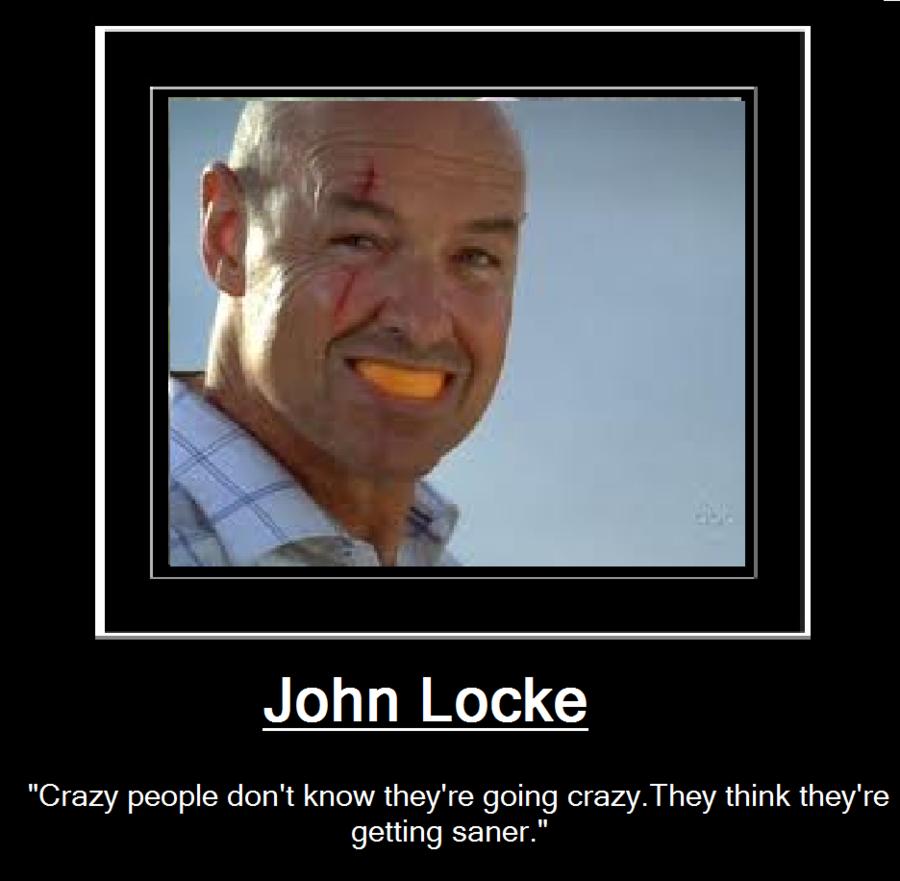 Quotes John Locke Lost...
