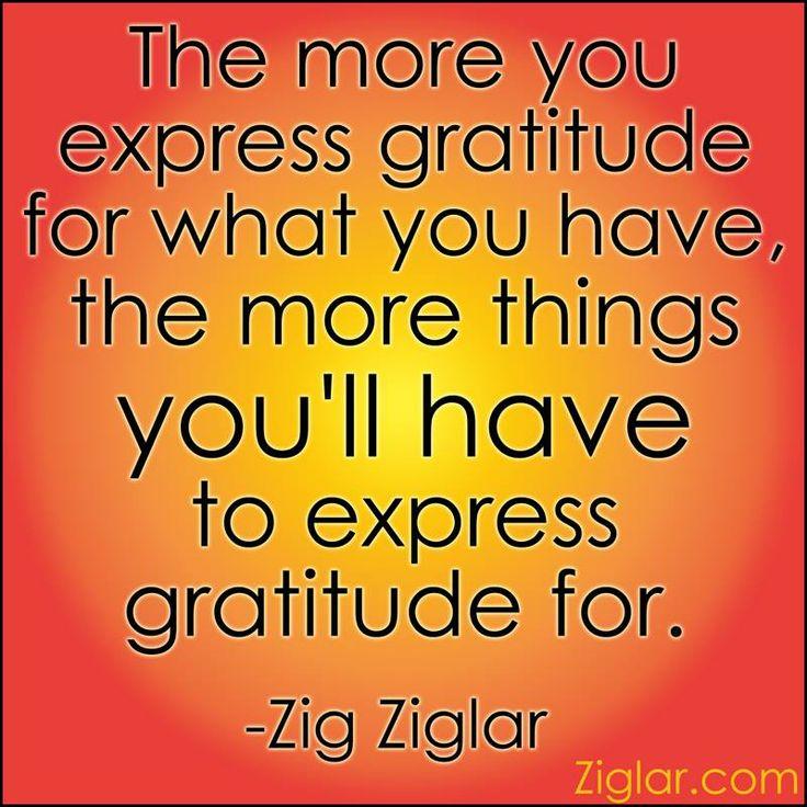Expressing Quotes: Inspirational Quotes To Express Gratitude. QuotesGram
