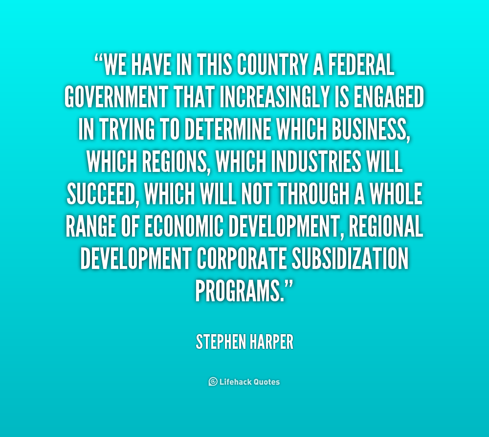 Government Quotes: Federal Government Quotes. QuotesGram