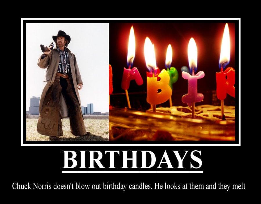 Surprising Chuck Norris Birthday Quotes Quotesgram Personalised Birthday Cards Sponlily Jamesorg