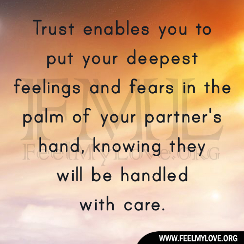 How Do You Put Quotes On Pictures: Trust Your Feelings Quotes. QuotesGram