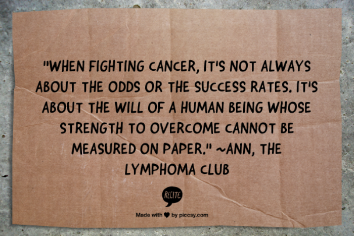 beat lung cancer quotes quotesgram