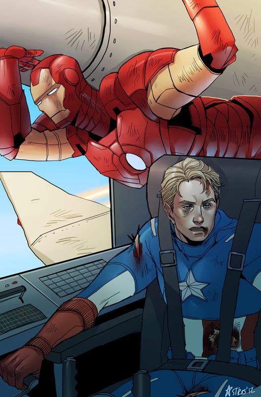 Avengers Steve Rogers Quotes. QuotesGram Tony Stark X Steve Rogers Yaoi
