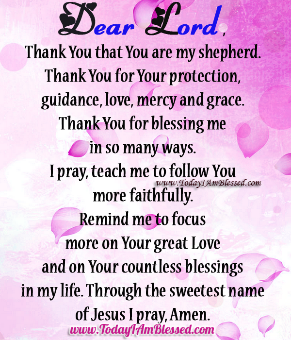 Thank You Lord For My Son Quotes: Dear Lord Quotes. QuotesGram