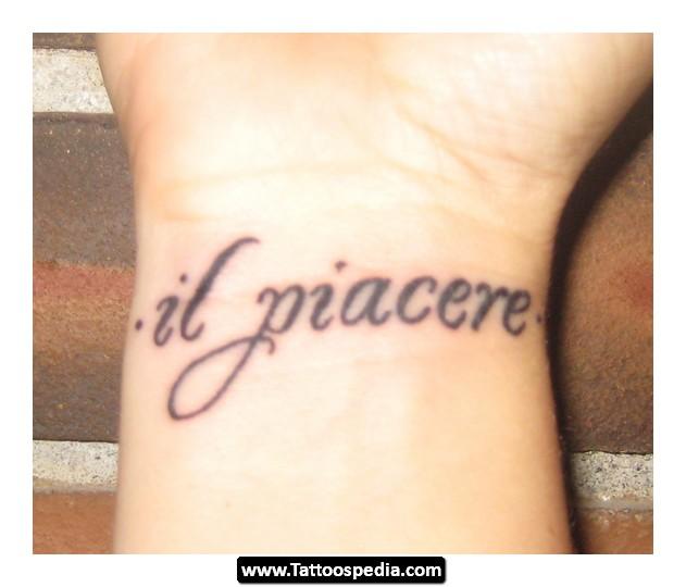 Famous Italian Quotes Tattoos. QuotesGram
