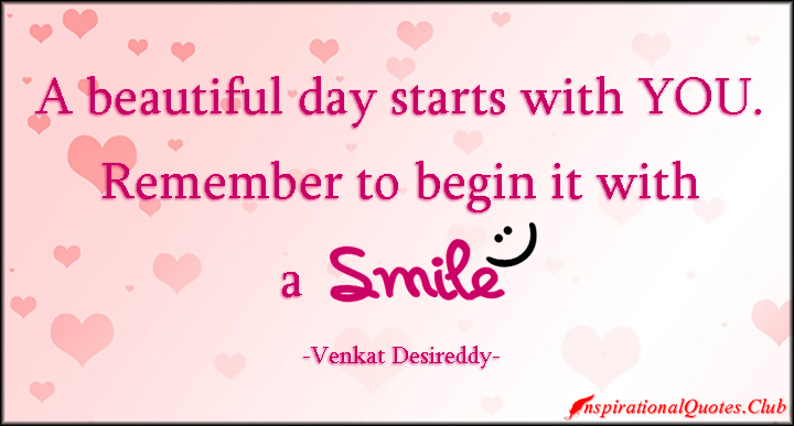 Beautiful Day Quotes Inspirational: Beautiful Day Quotes Day Start. QuotesGram