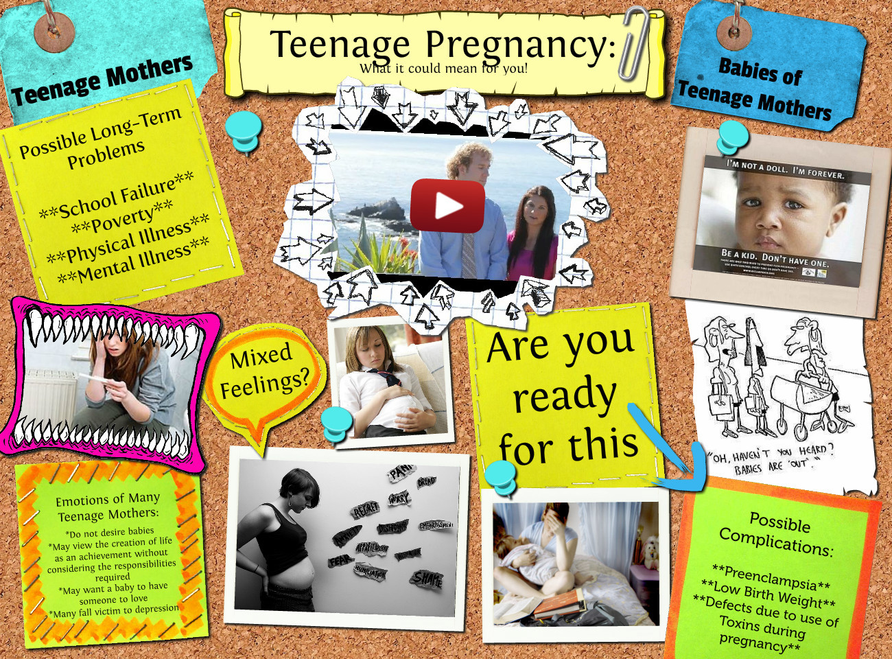 Teen Pregnancy Quotes. QuotesGram