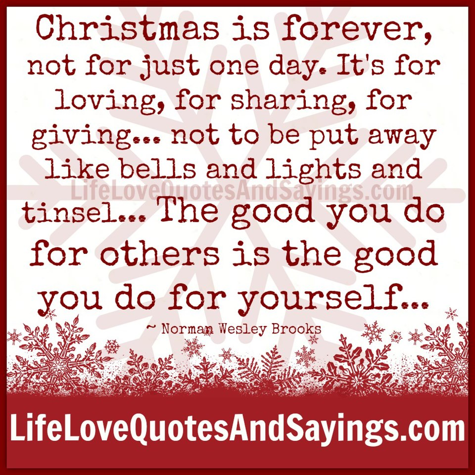 Love Quotes Xmas: Holiday Quotes And Sayings Cute. QuotesGram