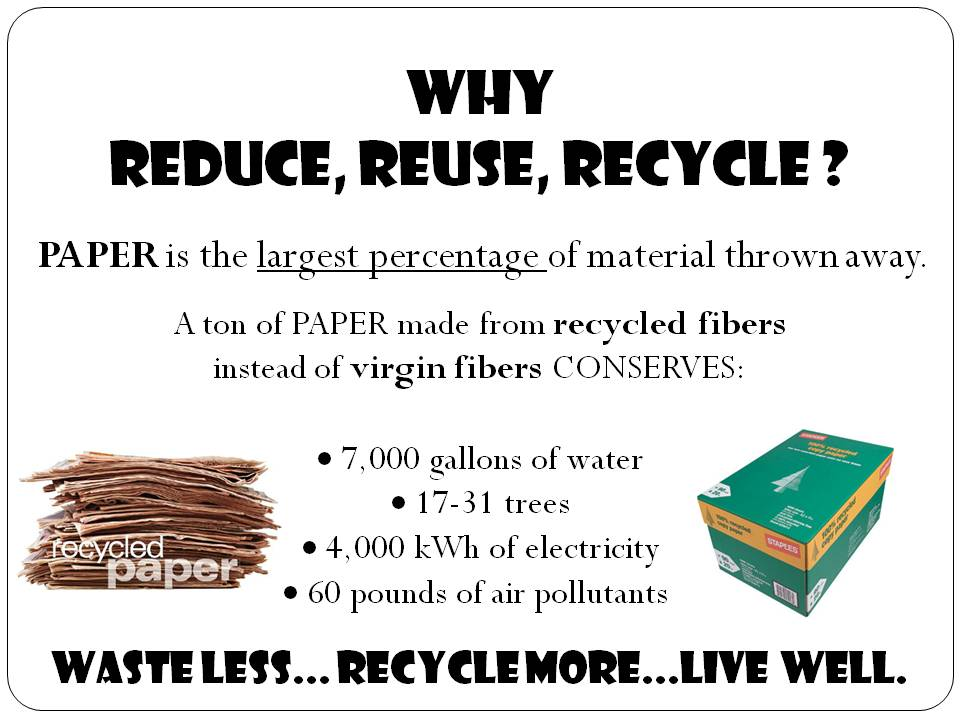 Natural Resources That Can Be Recycled