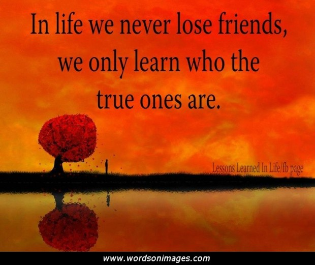 Losing A Friendship: Quotes About Losing A Friend. QuotesGram