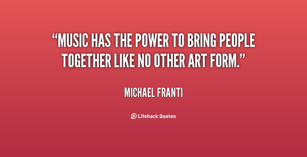 I Hate Technology Quotes: Michael Franti Quotes. QuotesGram