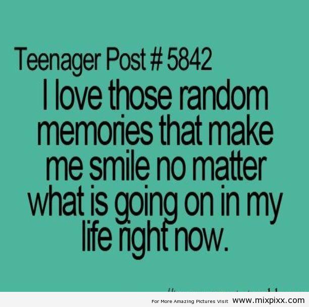 Random Teen Quotes 92