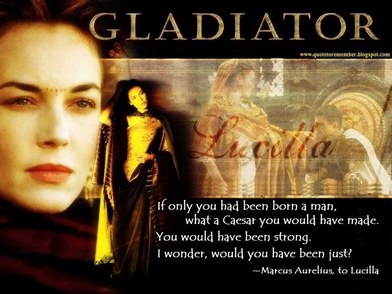 Gladiator And Soldier Quotes. QuotesGram