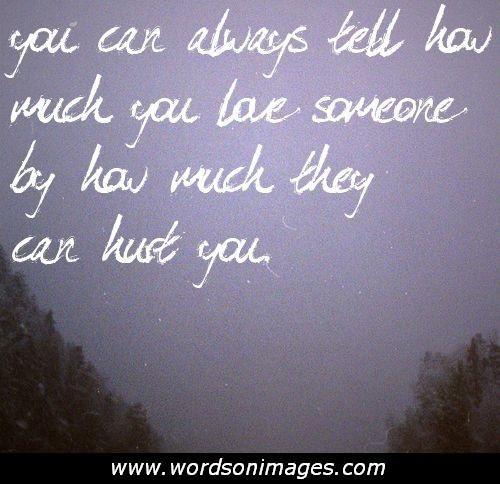Quotes About Loving Someone So Much It Hurts. QuotesGram
