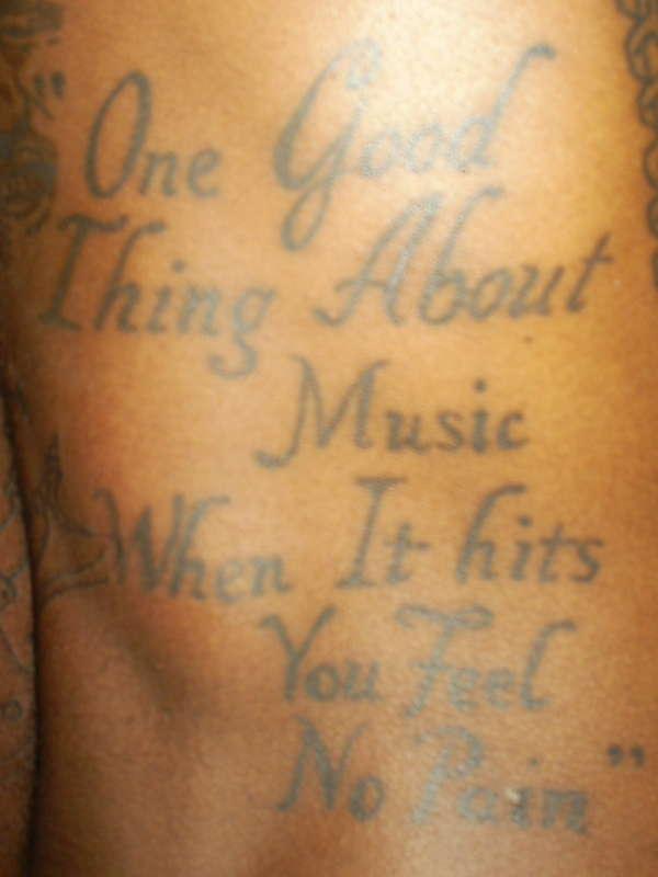 Bob Marley Tattoo Quotes Popular. QuotesGram Arnold Schwarzenegger Quotes