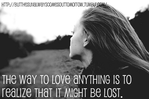 Sad Love Quotes And Sayings Quotesgram: Love Lost Sad Quotes. QuotesGram