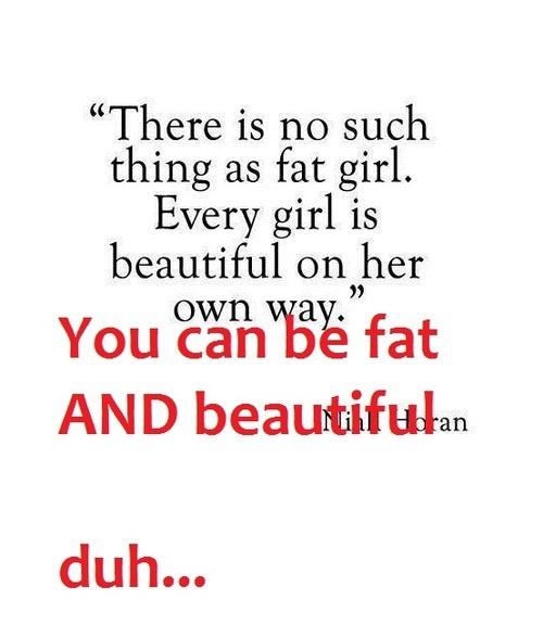 Fat Girl Problems Quotes. QuotesGram