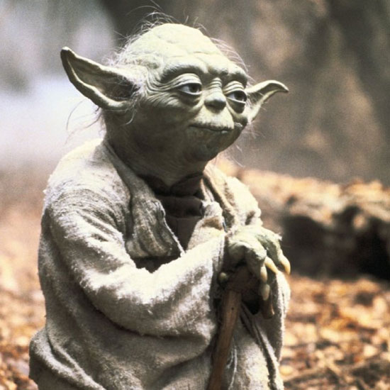 Famous Star Wars Quotes: Famous Star Wars Yoda Quotes. QuotesGram