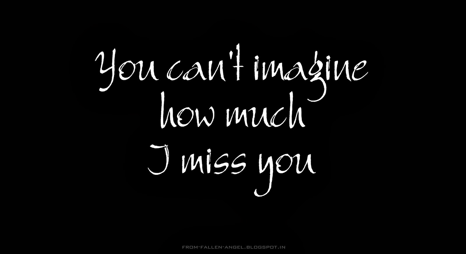 How Much I Miss You Quotes. QuotesGram
