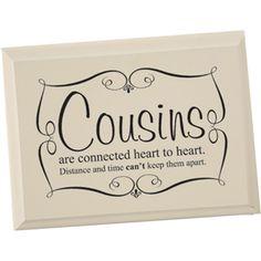 Scrapbook Quotes About Cousins -  9.0KB