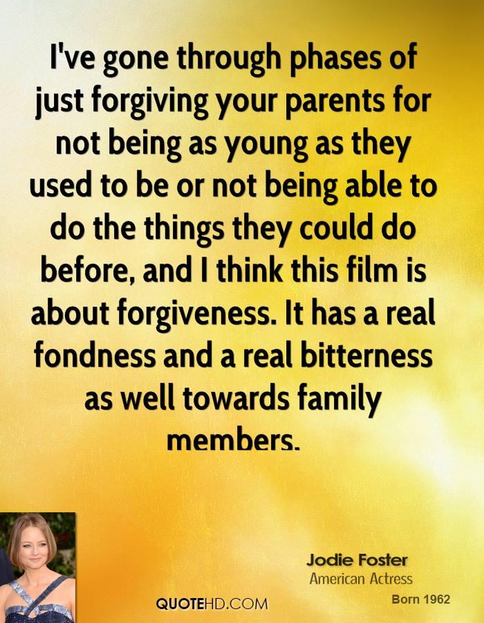 Forgiving Your Parents Quotes. QuotesGram