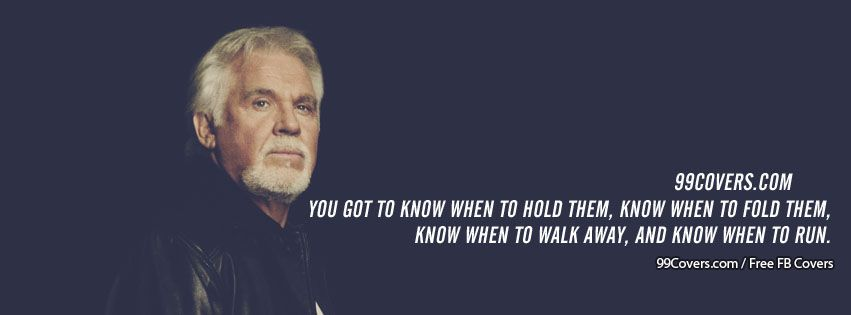 The Gambler Kenny Rodgers Quotes Quotesgram