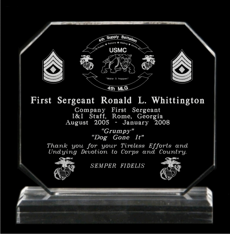 Military Going Away Plaque Quotes Quotesgram