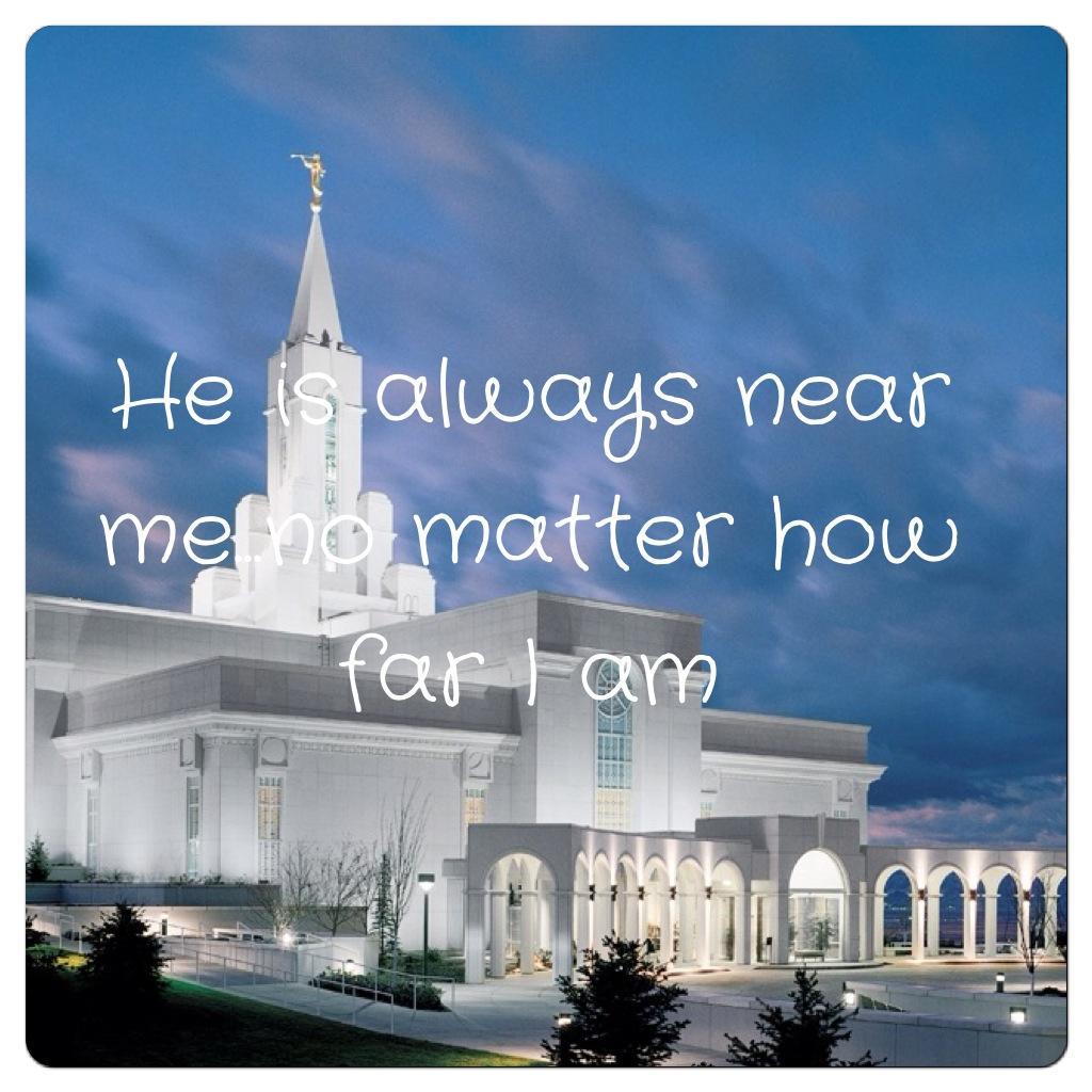 Inspirational Quotes Lds Temple. QuotesGram