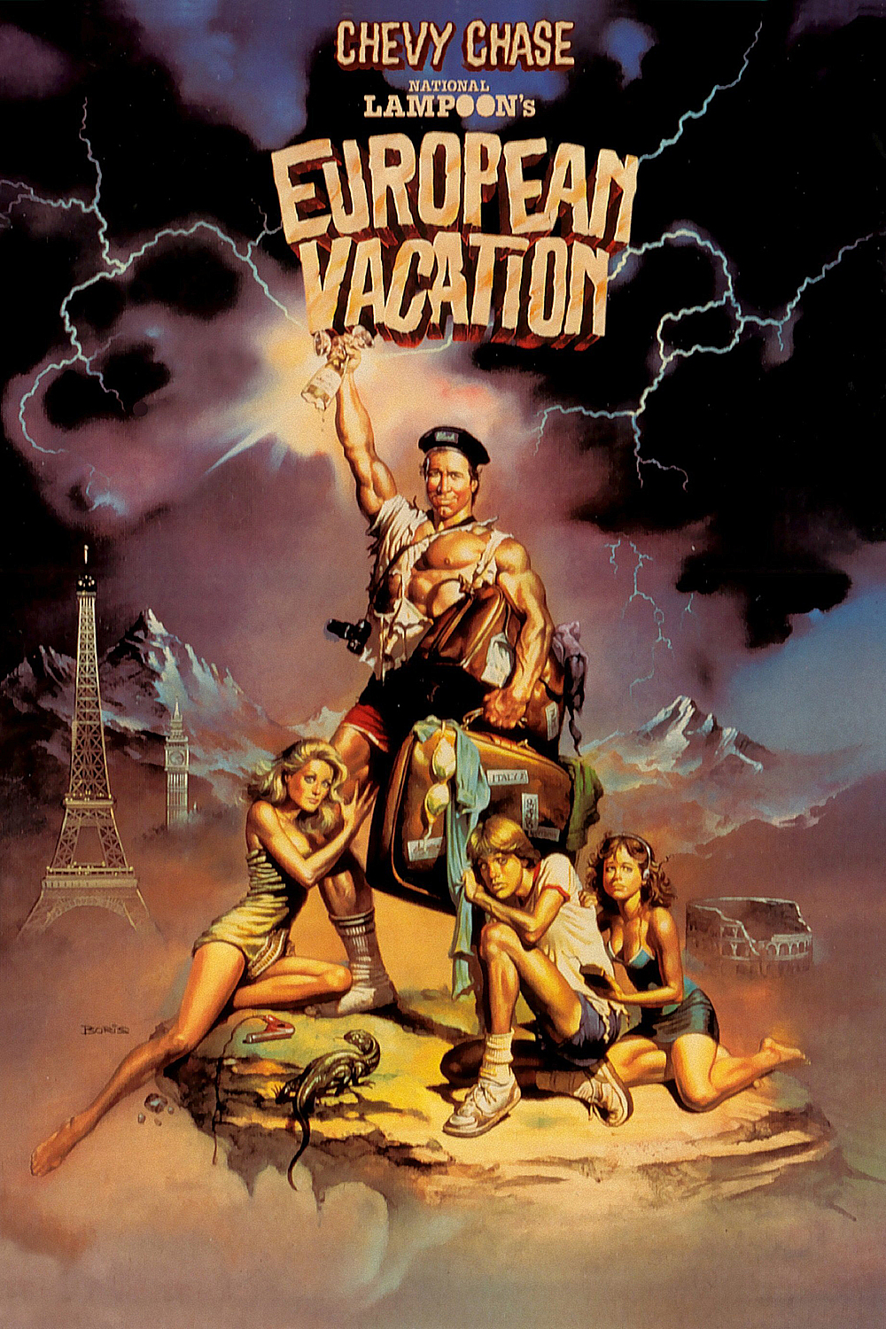 Vegas Vacation Clark Griswold