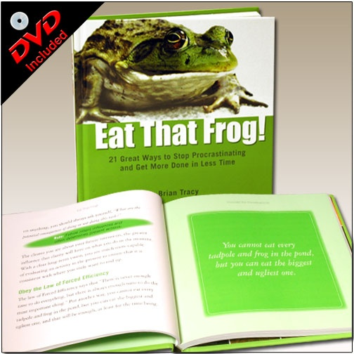 'Eat That Frog' To Do List Template