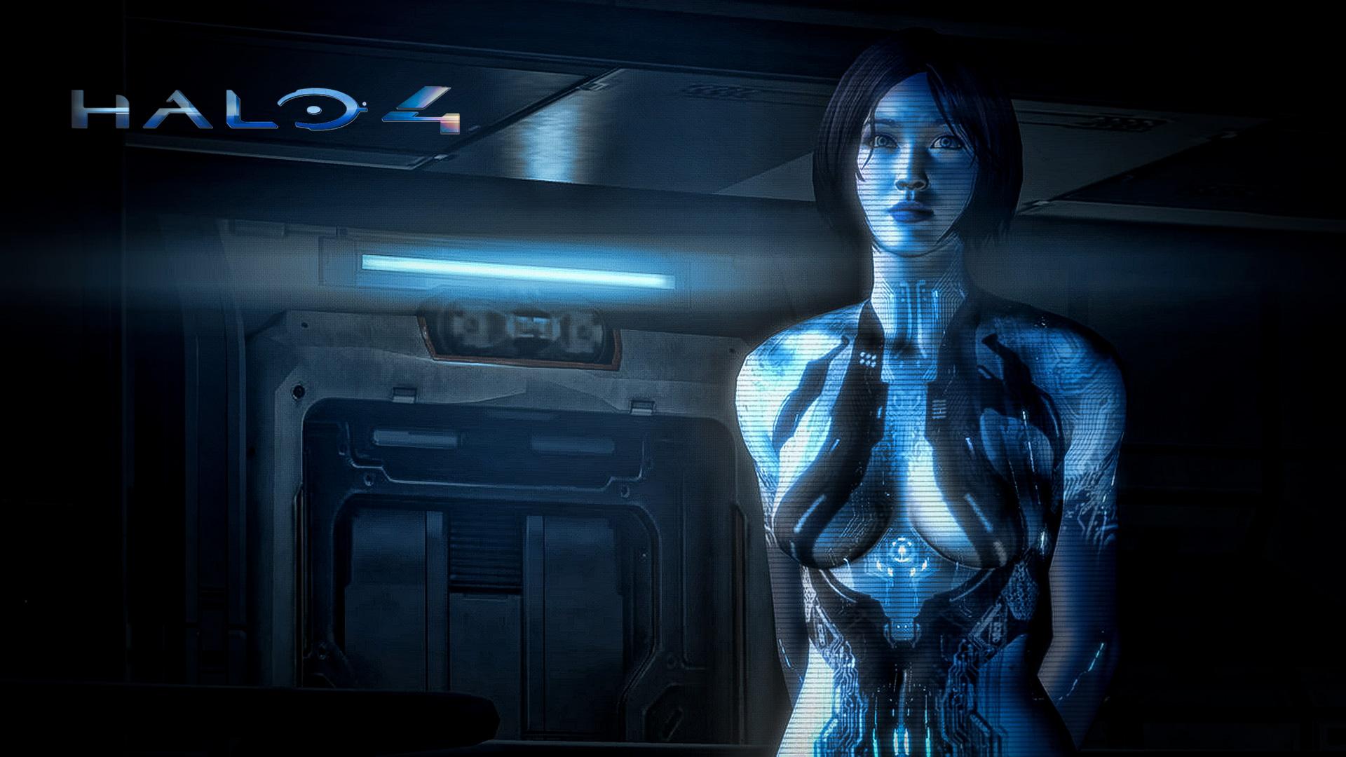Halo 2 cortana nude fucking tubes