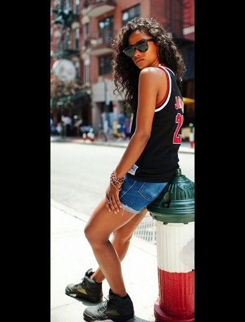 Girls That Wear Jordans Quotes. QuotesGram