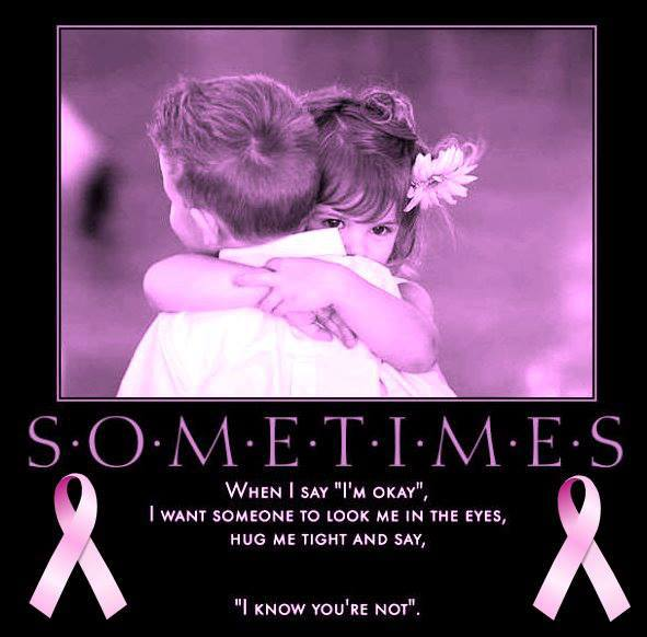Losing My Mom To Cancer Quotes: Breastcancer Mom Quotes. QuotesGram
