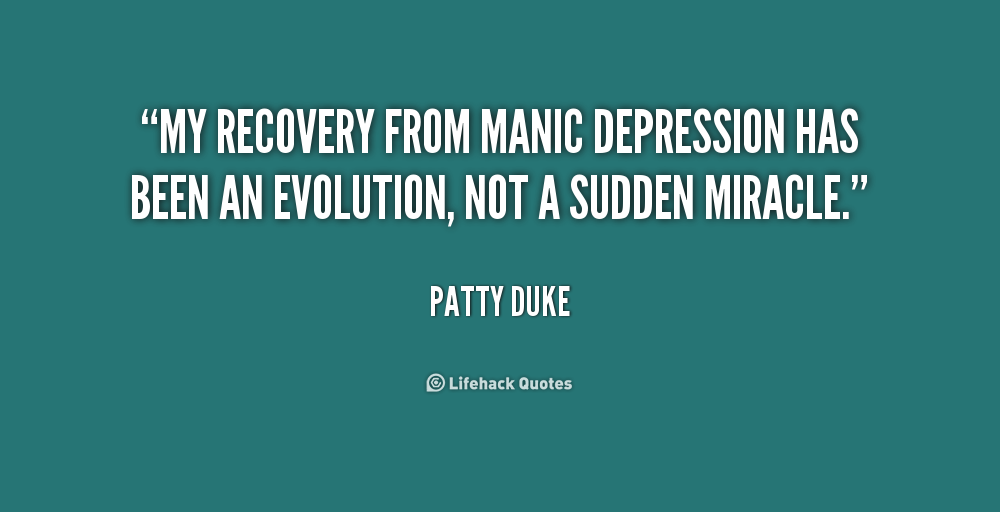 Quotes About Recovery From Depression. QuotesGram