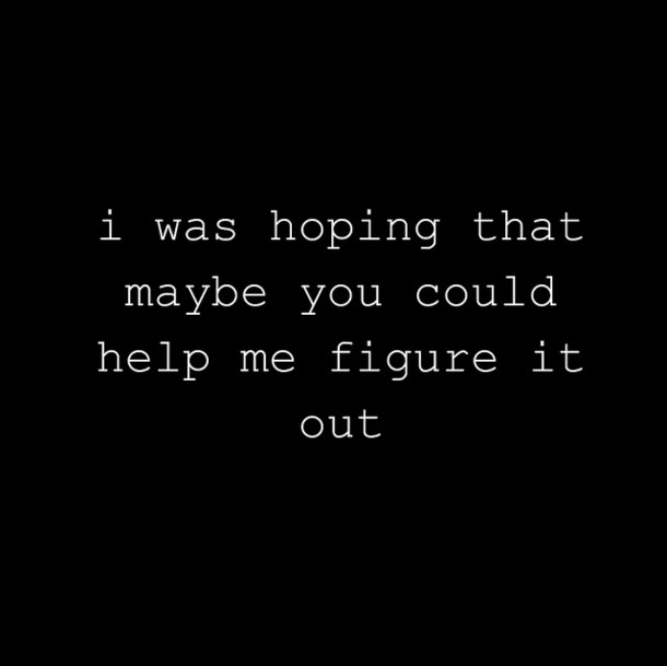 Sad Quotes Black And White Quotesgram: Text Sad Quotes. QuotesGram