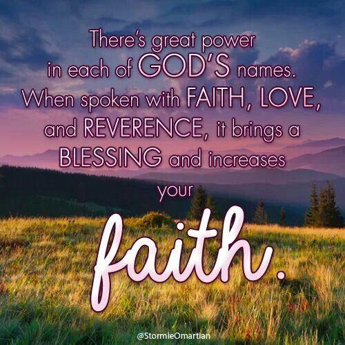 Spiritual Quotes On Gods Power. QuotesGram