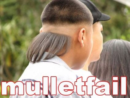 Funny Mullet Quotes. QuotesGram