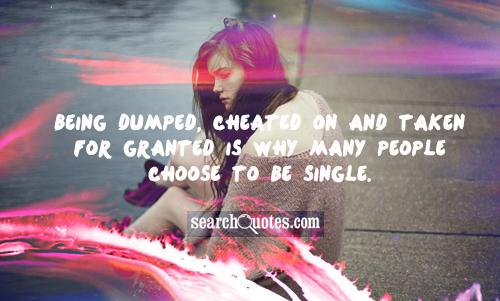 Dumping You Relationship Quotes Quotesgram: Funny Getting Dumped Quotes. QuotesGram