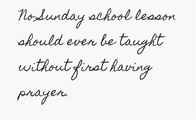 Quotes About Sunday School Christian. QuotesGram