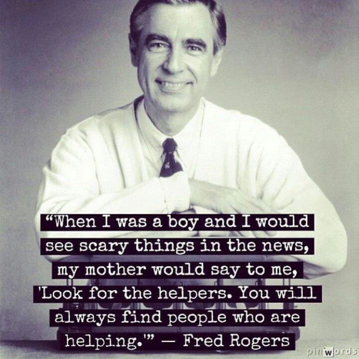From Mr Rogers Quotes Quotesgram