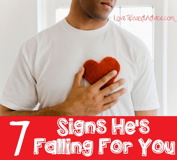 Signs Your Falling In Love Quotes. QuotesGram
