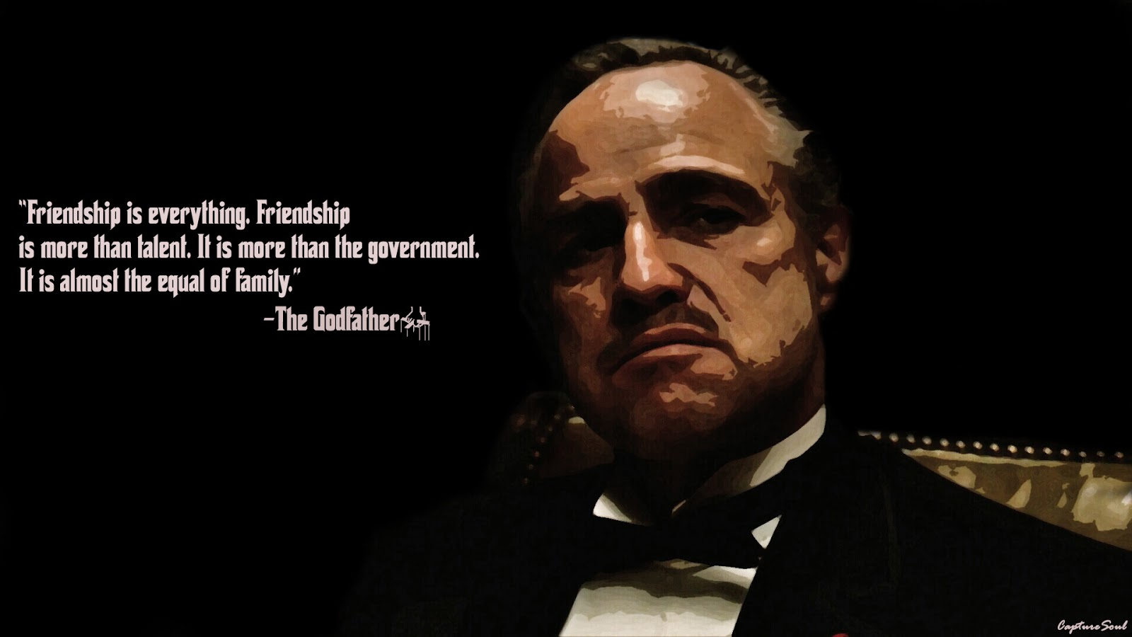 Quotes 2 godfather corleone vito 100+ Kay