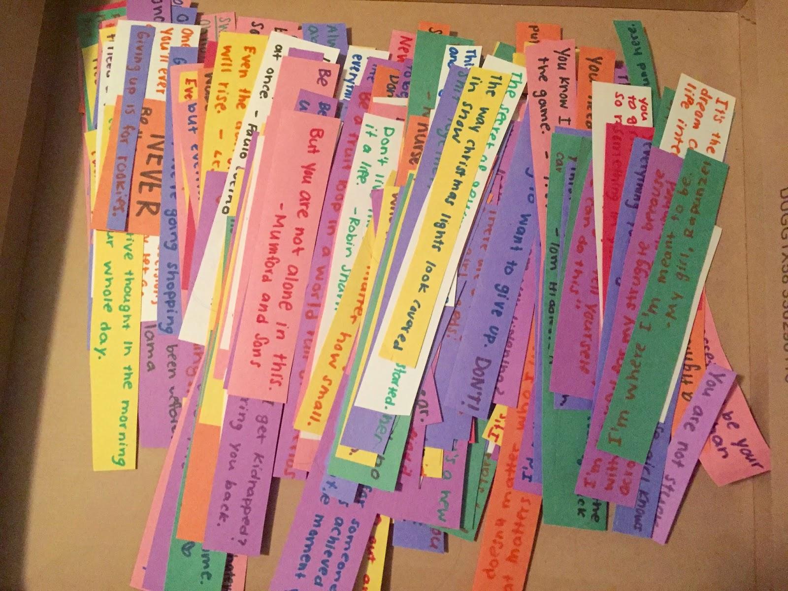 365 Quotes In A Jar Quotesgram