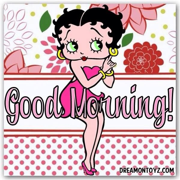 Betty Boop Quotes And Sayings Quotesgram: Betty Boop Good Morning Quotes. QuotesGram