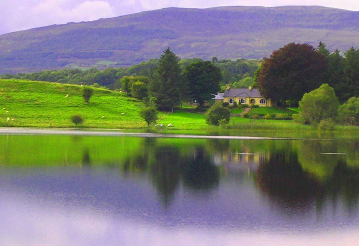 quotes about irelands landscape  quotesgram