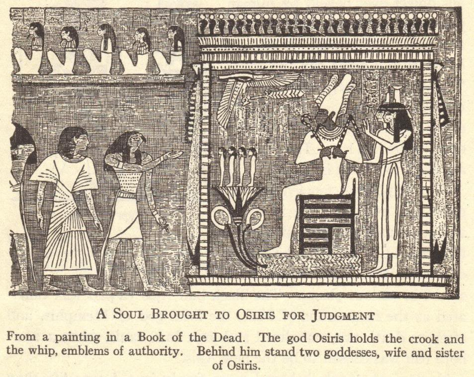 book of the dead egyptian